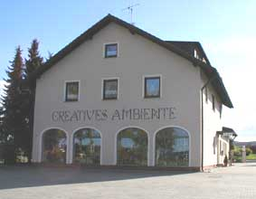 Our shop in Moosbach